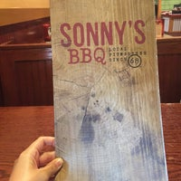 Photo taken at Sonny's BBQ by Erika C. on 10/8/2016