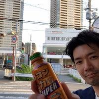 Photo taken at 清荒神駅 南改札口 by 石井 克. on 4/30/2017