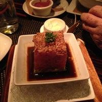 Das Foto wurde bei BLT Steak von Kimberly V. am 4/1/2013 aufgenommen