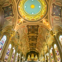 Photo taken at Mother of God Church by Aaron D. on 3/30/2013
