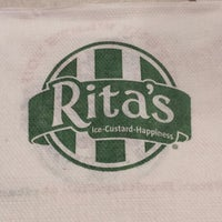 Photo taken at Rita's Ice Custard by Sergio S. on 8/6/2013