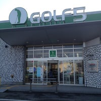 Photo taken at GOLF5 和歌山店 by 竹志 吉. on 2/2/2014