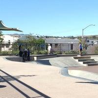 Photo taken at Santa Clarita Skate Park by Sam D. on 3/25/2015