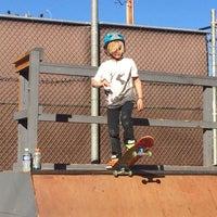 Photo taken at Skatelab Skatepark by Sam D. on 1/20/2014