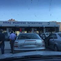 Photo taken at TÜVTÜRK Araç Muayene İstasyonu by Kara Böcük (. on 7/11/2017