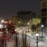 Photo taken at Aloft Leawood - Overland Park Hotel by Mike F. on 12/20/2012
