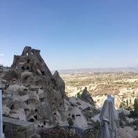 Photo taken at Argos In Cappadocia by Kübra T. on 7/22/2017