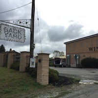 Photo taken at Backyard Vineyards by Marc S. on 9/24/2014
