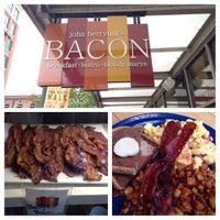 9/29/2013 tarihinde Marc S.ziyaretçi tarafından John Berryhill's Bacon'de çekilen fotoğraf