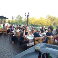 Photo taken at Arôme Seafood And Grill by Marc S. on 8/27/2013