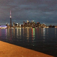 Photo taken at Toronto Islands by Marc S. on 6/2/2013