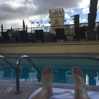Photo taken at Le Parc Suite Hotel by Marc S. on 1/7/2016