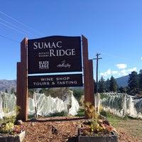 Photo taken at Sumac Ridge by Marc S. on 9/4/2014