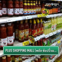 Photo taken at Plus Shopping Mall by Jerry s. on 1/16/2013