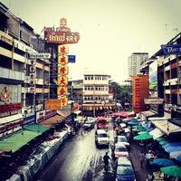 Photo taken at Waroros Market by Jakkapan S. on 10/5/2012