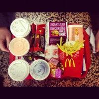 Снимок сделан в McDonald's пользователем 💕Tatiana G. 11/10/2012