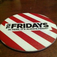 Photo taken at T.G.I. Friday's by Raul P. on 11/23/2013