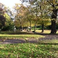 Photo taken at St Alfege Park by Eduardo G. on 10/30/2012