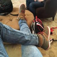 Photo taken at DoubleTree Suites by Hilton Hotel Mt. Laurel by Lorik B. on 4/6/2015