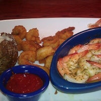 Photo taken at Red Lobster by Kim W. on 1/8/2013