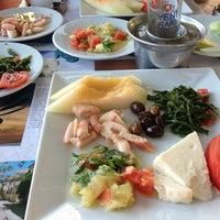 Photo taken at Ayvalık Canlı Balık Restaurant by Basar K. on 8/6/2013