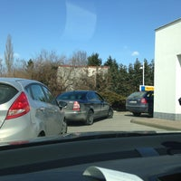Photo taken at Shell by Pavel H. on 3/23/2013