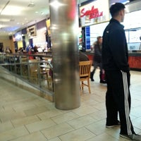 Photo taken at Paramus Park Food Court by Debbie C. on 1/10/2014