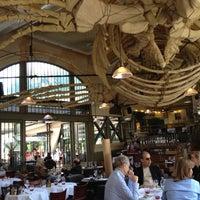 Photo taken at Café de la Jatte by Jean-baptiste B. on 9/16/2012
