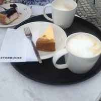 Photo taken at Starbucks by Ира К. on 8/6/2013