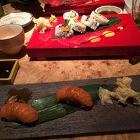 Снимок сделан в Fumisawa Sushi пользователем Светлана Б. 2/15/2015