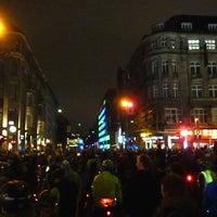 Das Foto wurde bei Critical Mass Berlin von Max G. am 3/28/2015 aufgenommen