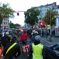 Das Foto wurde bei Critical Mass Berlin von Max G. am 2/14/2015 aufgenommen