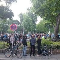 Das Foto wurde bei Critical Mass Berlin von Max G. am 7/31/2015 aufgenommen