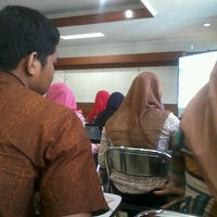 Photo taken at gedung fe.4 UNY by Robbie S. on 2/27/2013