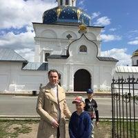 Photo taken at Свято-Знаменский Абалакский монастырь by Vladimir B. on 6/11/2017
