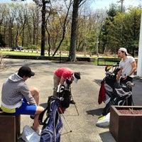 Photo taken at Pelham Bay & Split Rock Golf Course by Dev A. on 4/28/2013