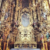 Photo taken at Catedral Metropolitana de la Asunción de María by Vero C. on 2/16/2013