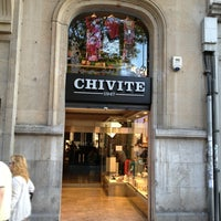 Photo taken at Chivite 1947 by Gonzalo G. on 6/22/2013