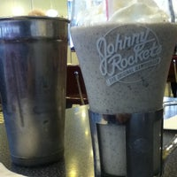 Photo taken at Johnny Rockets by Courtney S. on 1/19/2013