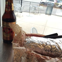 Photo taken at Chipotle Mexican Grill by Ed @wickedfundj on 4/29/2014