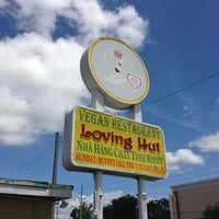 Photo taken at Loving Hut by Dustin Vegan B. on 5/30/2013