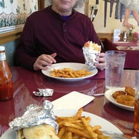 Photo taken at Katina's Restaurant by Janet L. on 3/23/2013