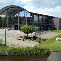 Photo taken at Mensa Emden by Snow F. on 5/19/2014