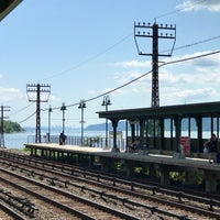 Photo taken at Metro North - Ardsley-on-Hudson Train Station by Patrick M. on 7/16/2017