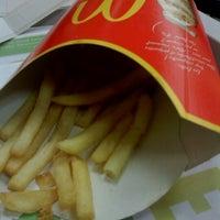 Photo taken at McDonald's by Herzen B. on 11/30/2012