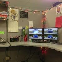 Photo taken at Wells Fargo Service Center by Kerri V. on 1/17/2013