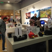 Photo taken at re:Store by Pavel A. on 12/12/2012
