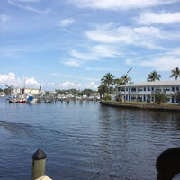 Photo taken at Shrimper's Grill & Raw Bar by Liudmila S. on 2/21/2013