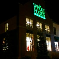 Photo taken at Whole Foods Market by Anthony M. on 12/5/2012