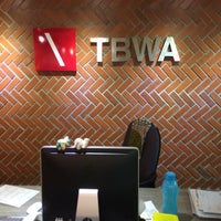 Photo taken at TBWA Malaysia by Shariff R. on 6/17/2014